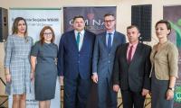 Otwarcie Domu Samopomocy w Żalinowie, fot. Szymon Zdziebło/tarantoga.pl dla UMWKP