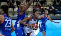Mecz inaugurujący rozgrywki Basket Ligi Kobiet w Bydgoszczy, fot. Filip Kowalkowski dla UMWKP