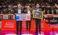 Uroczyste wręczenie nagrody finansowej dla Anwil Włocławek, fot. Szymon Zdziebło/Tarantoga.pl