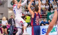 Mecz Anwil Włocławek z drużyną Wilki Morskie ze Szczecina, fot. Szymon Zdziebło/Tarantoga.pl