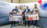Spotkanie z Pawłem Wojciechowskim i Marcinem Lewandowskim, fot. Szymon Zdziebło/tarantoga.pl