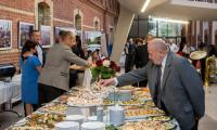 """Gala finałowa tegorocznego konkursu """"Najlepszy Produkt spożywczy Pomorza i Kujaw"""", fot. Łukasz Piecyk"""