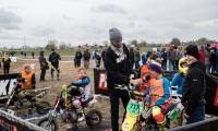 Zawody Bud-Rem-Stal Pit Bike Cup w Głażewie, fot. Łukasz Piecyk