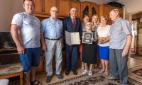 W ciągu ostatnich miesięcy specjalne wyróżnienia - medale marszałka Unitas Durat Palatinatus Cuiaviano-Pomeraniensis z okazji 100. rocznicy odzyskania niepodległości otrzymało blisko 90 rówieśników niepodległej - osób urodzonych w 1918 roku i wcześniej, świadków historii ostatniego stulecia, fot. Szymon Zdziebło/tarantoga.pl