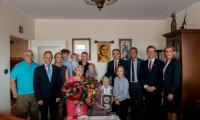 W ciągu ostatnich miesięcy specjalne wyróżnienia - medale marszałka Unitas Durat Palatinatus Cuiaviano-Pomeraniensis z okazji 100. rocznicy odzyskania niepodległości otrzymało blisko 90 rówieśników niepodległej - osób urodzonych w 1918 roku i wcześniej, świadków historii ostatniego stulecia, fot. Łukasz Piecyk
