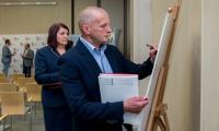 W ramach akcji samorządu województwa około 10 tysięcy mieszkańców regionu złożyło podpisy pod deklaracją z okazji 100. rocznicy odzyskania niepodległości, fot. Łukasz Piecyk