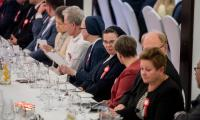 Uroczysta kolacja w ramach obchodów Narodowego Święta Niepodległości, fot. Łukasz Piecyk