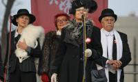 Bydgoszcz: piknik patriotyczny na Wyspie Młyńskiej, fot. Roman Bosacki dla UMWKP