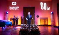 Wręczenie nagród z okazji jubileuszu gmachu Filharmonii Pomorskiej, fot. Filip Kowalkowski