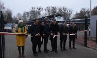 Uroczyste otwarcie targowiska miejskiego w Rypinie, fot. Urząd Miasta Rypin