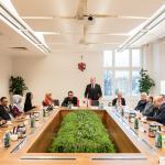 Spotkanie z gośćmi z Indonezji z Urzędzie Marszałkowskim, fot. Łukasz Piecyk