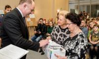 Wręczenie nagród w konkursach gęsinowych, 4 grudnia 2018 r, Urząd Marszałkowski. Fot. Łukasz Piecyk