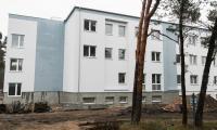 W Szpitalu Popiełuszki kończy się kapitalny remont modernizacyjno-adaptacyjny trzech pawilonów; fot. Andrzej Goiński/UMWKP