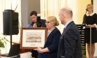 Uroczystości 95-lecia Książnicy Kopernikańskiej, fot. Łukasz Piecyk