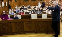 Warsztaty świąteczne u marszałka, fot. Andrzej Goiński