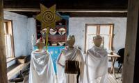 Kiermasz świąteczny w Muzeum Etnograficznym w Toruniu, fot. Łukasz Piecyk