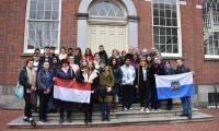 Odwiedzamy kolebkę Stanów Zjednoczonych Ameryki-Independence Hall