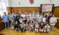 Wizyta dzieci i młodzieży z Węgier
