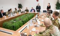 Spotkanie z gośćmi z NFIU w Urzędzie Marszałkowskim Województwa Kujawsko-Pomorskiego, fot. Andrzej Goiński