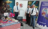 72. Międzynarodowy Motorowy Zlot Gwiaździsty Policji – Opole 2019, fot. Tomasz Grendzicki