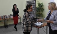 Laureatka 1. nagrody, Agnieszka Lemantowicz