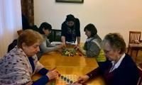 Marzenna Wierzbicka podczas szkolenia nauczycieli