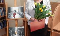 Autorka wystawy-Sylwia Szczuraszek, fot. Agata Pasternak