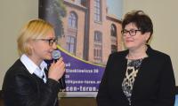Agnieszka Przybyszewska i Zofia Spalińska, fot. Tadeusz Wański