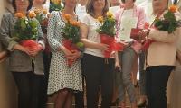 Absolwentki i wykładowczynie kursu kwalifikacyjnego w zakresie wczesnego nauczania języka angielskiego - KPCEN w Bydgoszczy