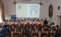 Chór Dolce Canto ze Szkoły Podstawowej nr 38 w Bydgoszczy