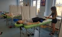 Konkurs masażu TEORIA I PRAKTYKA dla Uczniów Szkół Masażu FOTO - Agata Bloch