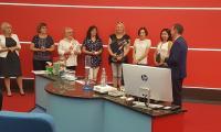 Nagrodzone nauczycielki konsultantki