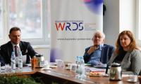 Uczestnicy posiedzenia Prezydium K-P WRDS, fot. Mikołaj Kuras