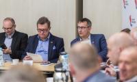 II posiedzenie Kujawsko-Pomorskiej Wojewódzkiej Rady Dialogu Społecznego, fot. Szymon Zdziebło-tarantoga.pl