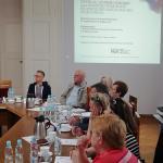 I posiedzenie Zespołu ds. ochrony zdrowia przy Kujawsko-Pomorskiej Wojewódzkiej Radzie Dialogu Społecznego, fot. Jarosław Łączny