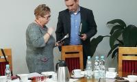 II posiedzenie Zespołu ds. ochrony zdrowia przy Kujawsko-Pomorskiej Wojewódzkiej Radzie Dialogu Społecznego, fot. Jarosław Łączny