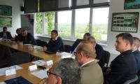III posiedzenie Kujawsko-Pomorskiej Wojewódzkiej Rady Dialogu Społecznego, fot. Beata Wiśniewska
