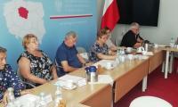 Uczestnicy posiedzenia Zespołu ds. ochrony zdrowia, fot. Jarosław Łączny