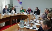 II/2019 posiedzenie Zespołu ds. osób niepełnosprawnych przy Kujawsko-Pomorskiej Wojewódzkiej Rady Dialogu Społecznego, fot. Jarosław Łączny