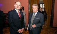 Spotkanie w sprawie inwestycji w Filharmonii Pomorskiej, fot. Filip Kowalkowski dla UMWKP