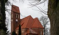 Odbudowany po pożarze kościół w Ciężkowie, fot. Filip Kowalkowski dla UMWKP