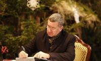 Msza w intencji śp. Pawła Adamowicza w katedrze św. Janów w Toruniu, fot. Mikołaj Kuras dla UMWKP