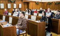 """Spotkanie informacyjne """"Czas na młodych"""" w Urzędzie Marszałkowskim w Toruniu, fot. Andrzej Goiński"""