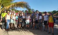 Do Panamy dotarła już grupa pielgrzymów z diecezji bydgoskiej, fot. materiał nadesłany