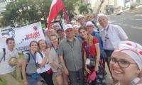 Spotkanie z Prymasem Wojciechem Polakiem przed otwarciem Światowych Dni Młodzieży w Panamie, fot. grupa włocławska