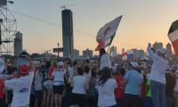 Zakończenie Światowych Dni Młodzieży w Panamie, fot. grupa bydgoska