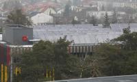Kolektory słoneczne będą produkować ciepło na potrzeby lecznicy, fot. Mikołaj Kuras dla UMWKP