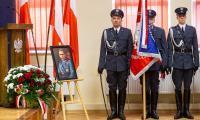 Uroczystość z okazji Święta Służby Więziennej w Areszcie Śledczym w Bydgoszczy, fot. Filip Kowalkowski