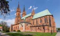 Katedra we Włocławku, fot. Szymon Zdziebło tarantoga.pl