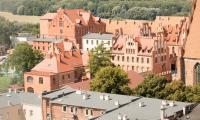 Stare miasto w Chełmnie, fot. Andrzej Goiński